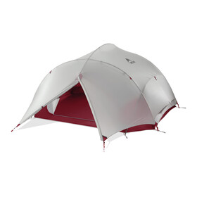 MSR Papa Hubba NX Tent grey/red